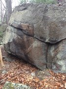 Rock Climbing Photo: Nells Pond 11.