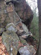 Rock Climbing Photo: Nells Pond 10.