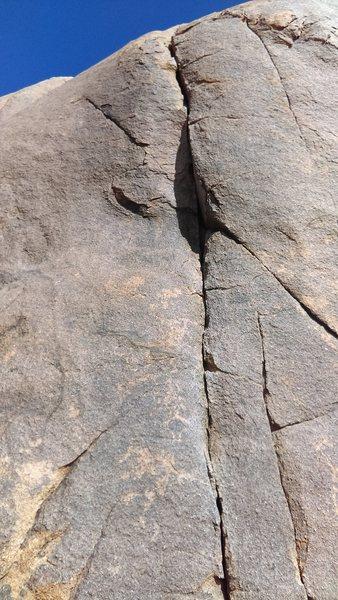 Rock Climbing Photo: Queen Crimson