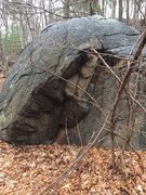 Rock Climbing Photo: Hawkes Pond 05.