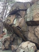 Rock Climbing Photo: Hawkes Pond 10.
