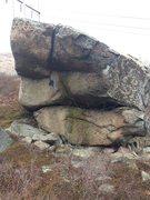 Rock Climbing Photo: Hawkes Pond 16.