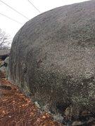 Rock Climbing Photo: Hawkes Pond 22.
