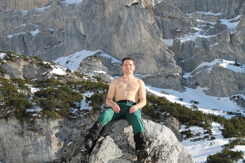 Rock Climbing Photo: Hoch Fulen