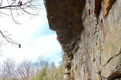 Rock Climbing Photo: Matt Sonneby on rasputin
