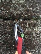 Rock Climbing Photo: Carolina Hog Farm