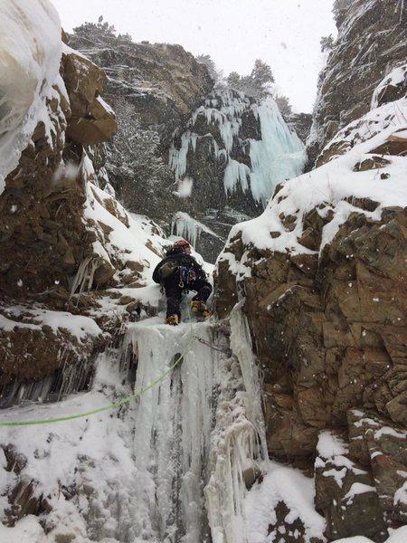 Rock Climbing Photo: Wizards Lair