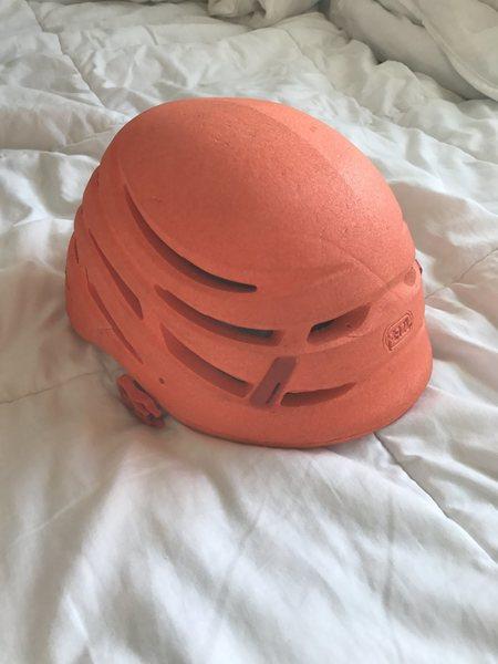 Scirocco helmet 1