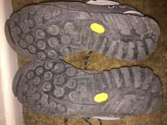 Approach Shoes Tread