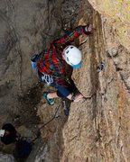 Rock Climbing Photo: Climber: Zaynah Kmeid