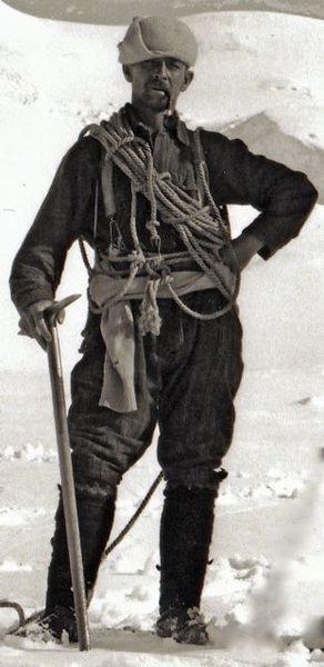 Conrad Kain c. 1916