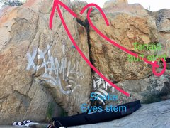 Rock Climbing Photo: Tenaja