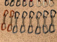 Rock Climbing Photo: Top Row