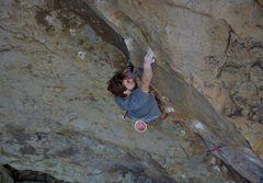 Rock Climbing Photo: Trail of Tears