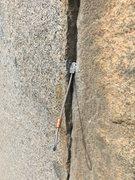 Rock Climbing Photo: The fixed head