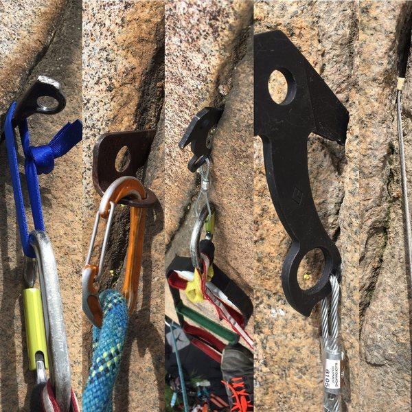 Rock Climbing Photo: Bring peckers!