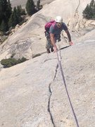 Rock Climbing Photo: South crack