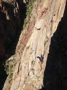 Rock Climbing Photo: It's big...and dark