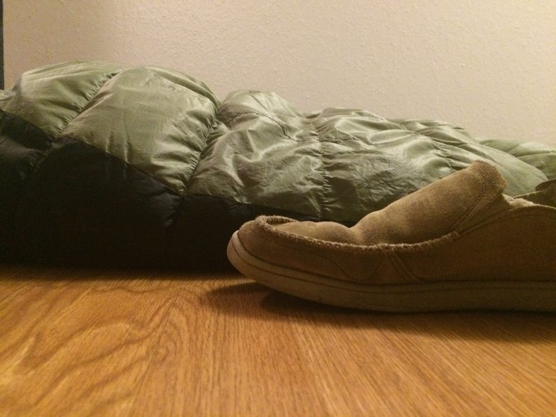 sleeping bag 3
