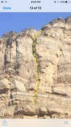 Rock Climbing Photo: Scorpion Buttress