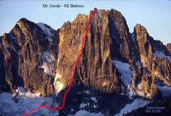 Goode's Northeast Buttress.