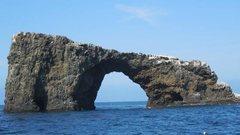 Arch Rock Anacapa Island