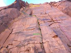 Rock Climbing Photo: Super Natural/Voodoo Child beta photo