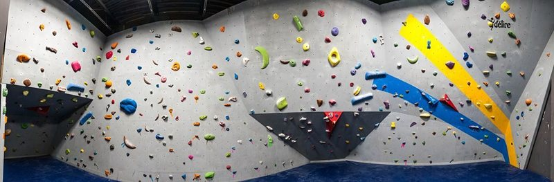 Rock Climbing Photo: Riki Bloc