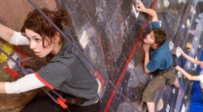 Rock Climbing Photo: UQAC