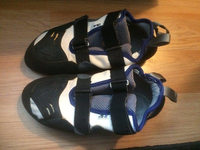 M5 shoe