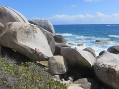 Rock Climbing Photo: BVI5