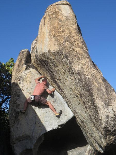 Rock Climbing Photo: BVI6
