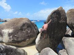Rock Climbing Photo: BVI9