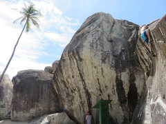 Rock Climbing Photo: BVI12