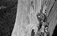 Rock Climbing Photo: Royal Robbins - photo by Glen Denny.