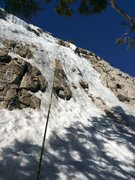Rock Climbing Photo: Roadside 3/14/17