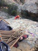 Rock Climbing Photo: Love this climb Adaptive Expectations