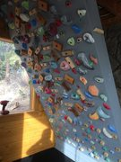 Rock Climbing Photo: 5'x8' Adjustable angle systems/Bouldering ...