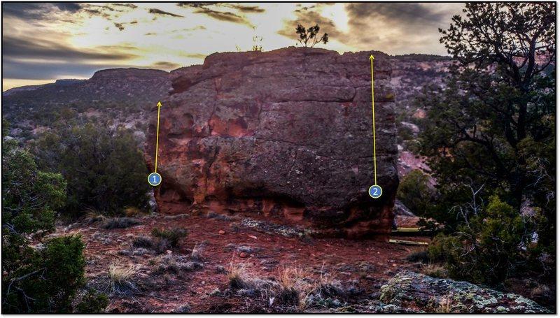 Rock Climbing Photo: 1. Spared No Expense.