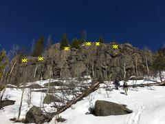 Rock Climbing Photo: TR Cliff.