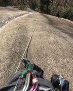 Rock Climbing Photo: NC Granite Slab