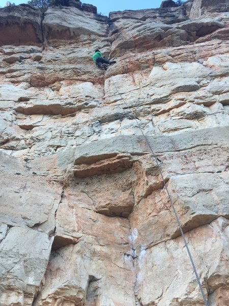 Rock Climbing Photo: Garbatx despistax 11c