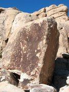 Rock Climbing Photo: Chongo Boulder, Echo Cove