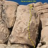 Out on a Limb (5.10b), Joshua Tree NP