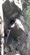 Rock Climbing Photo: Wushu