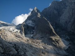 Rock Climbing Photo: The north side of Pizzi Gemelli
