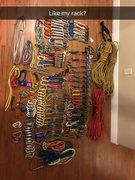 My rack missing some stuff