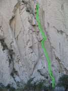 Rock Climbing Photo: 20 Años Despues