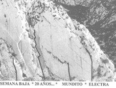 Rock Climbing Photo: Some Routes