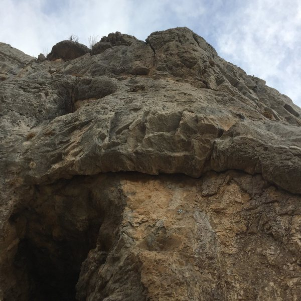 Rock Climbing Photo: WCIB